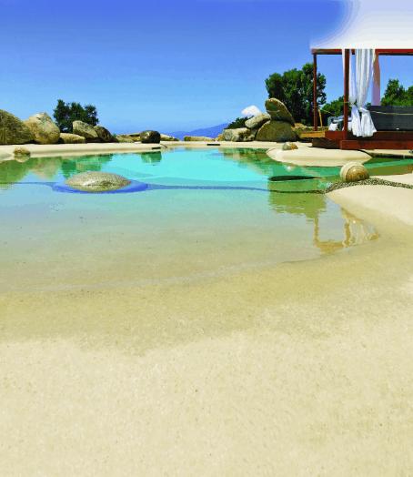sculpted Biodesign-swimming pool