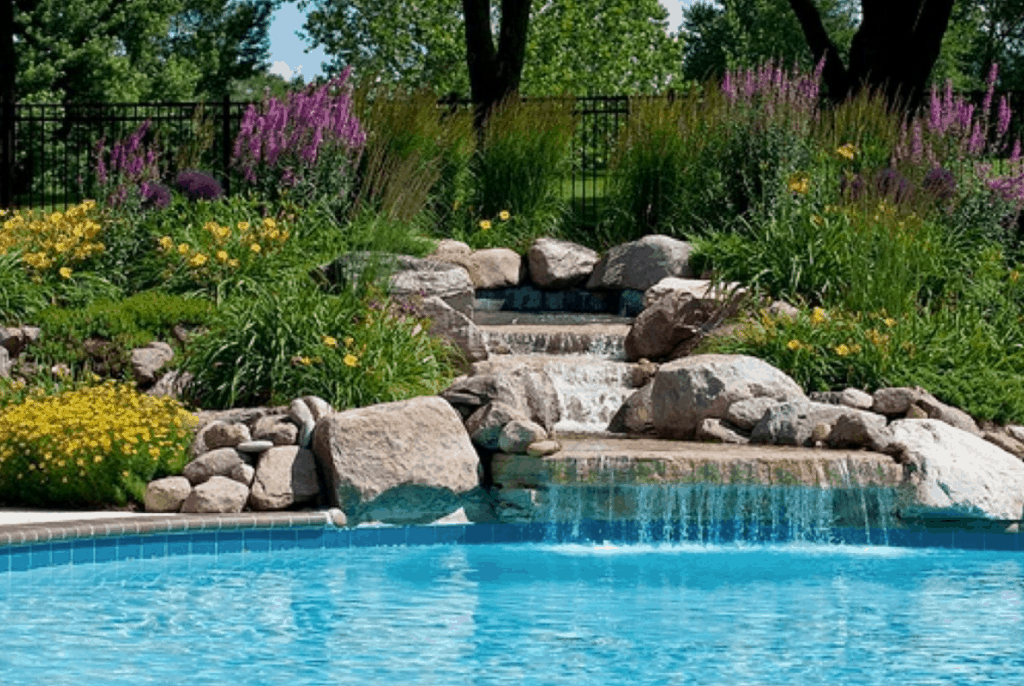 Why Chose Artificial Rock Waterfalls for Pools