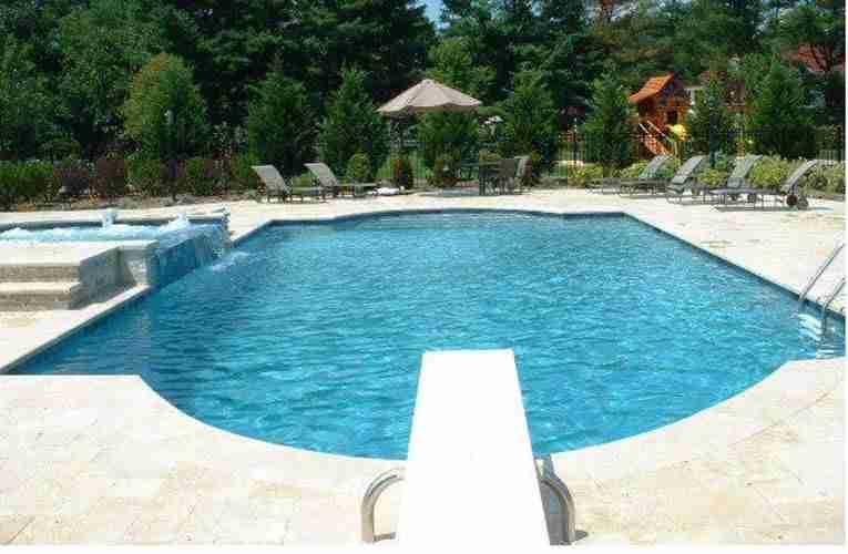 swimming pool hamptons